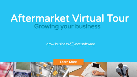 Aftermarket Virtual Tour