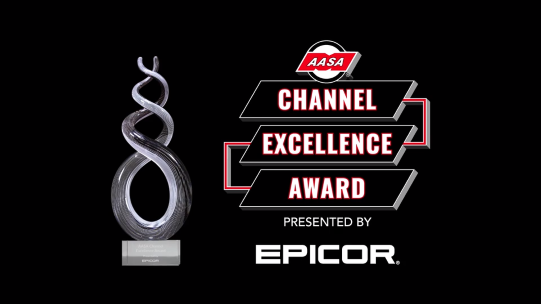 Epicor Presents Channel Excellence Award for Automotive Aftermarket