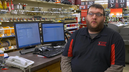 East Grand Forks Hardware Hank Strengthens Customer Service with Epicor