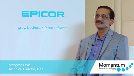 Mangesh Dixit talks about growing business through rapid time to value