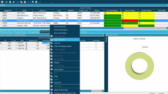 Epicor ERP Version 10: Supply Chain Management Suite Demo