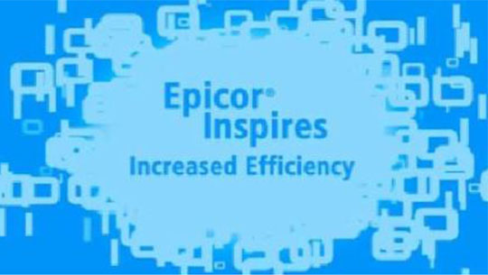 Epicor Inspires Increased Efficiency - HK