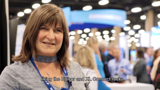 Insights 2018 Customer Testimonial on XL Connect—Feye Woods, Jamco America Inc.