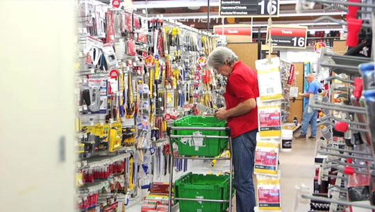 Paul's ACE Hardware - Business Intelligence with Epicor Compass