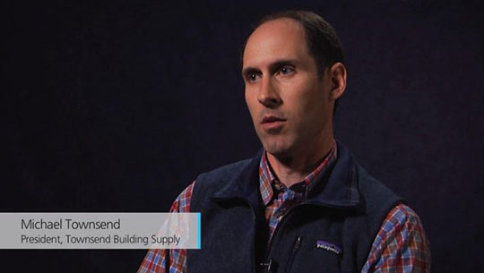 Townsend Building Supply - Business Performance Insights With Epicor Bistrack