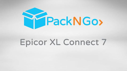 XL Connect 7 Feature Spotlight Video - PackNGo