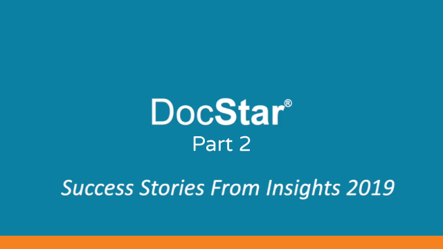 Success Stories From Insights 2019 Part 2