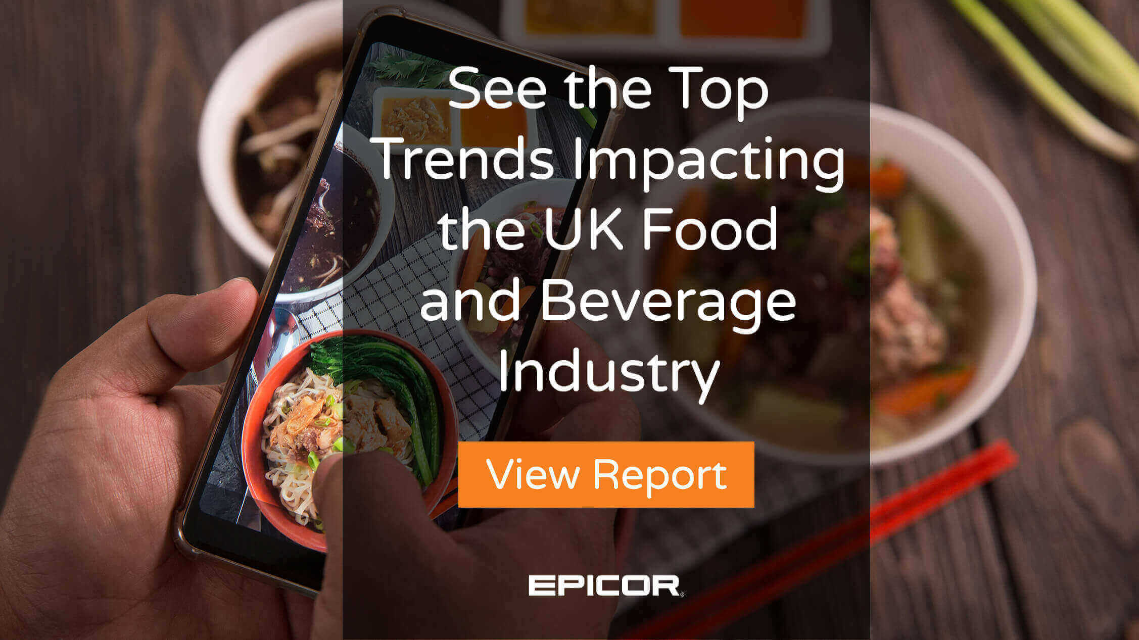 Helping the Food and Beverage Manufacturing Industry Thrive