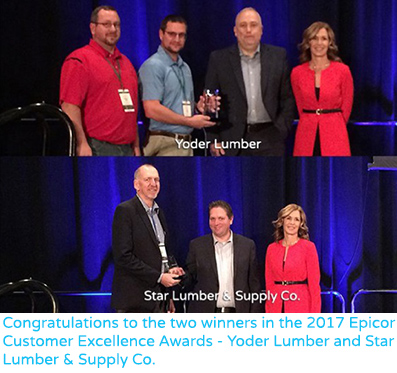 Congrats to Yoder Lumber and Star Lumber and Supply Co