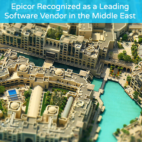 Epicor Recognized as a Leading Software Vendor in the Middle East