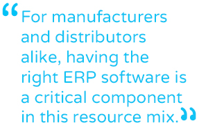 ERP Software Helps Decision Makers