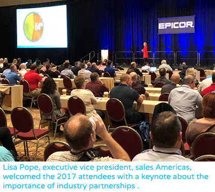 Highlights from the 2017 Epicor LBM Conference