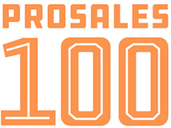 ProSales 100 Honorees